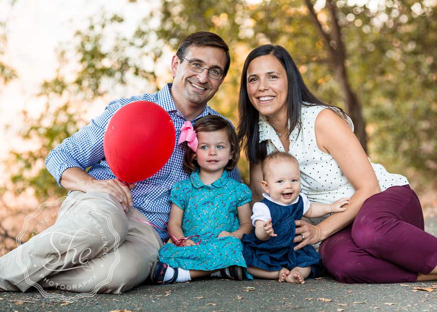 Lafayette Reservoir Family Photos