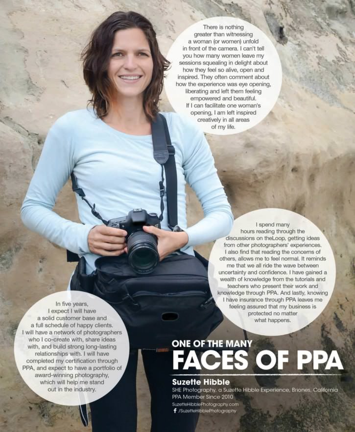 She Photography - Faces of PPA