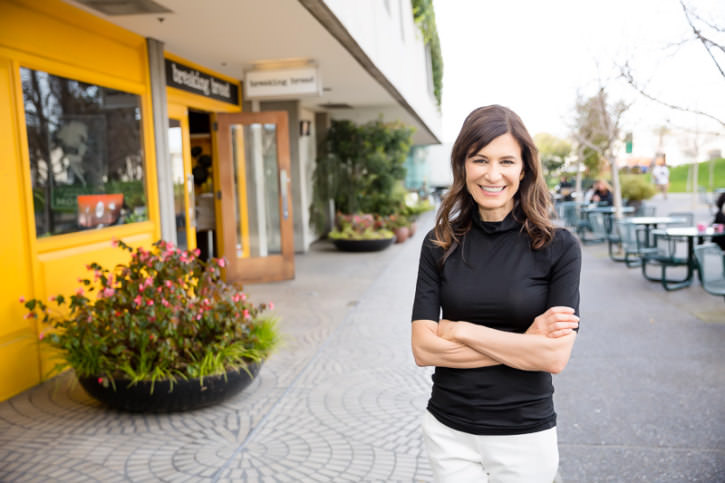 Donna Gallant at Embarcadero, Personal Branding Shoot