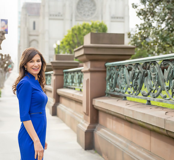 Donna Gallant at Grace Cathedral SF, Personal Branding Shoot SHE Photography San Francisco
