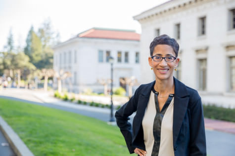 Ronni Brown, Berkeley Campus, Personal Branding Shoot