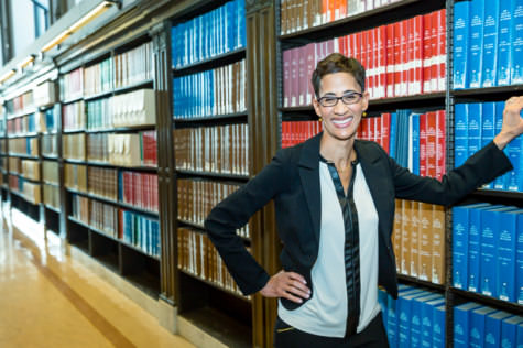 Ronni Brown, Berkeley library, Personal Branding Shoot