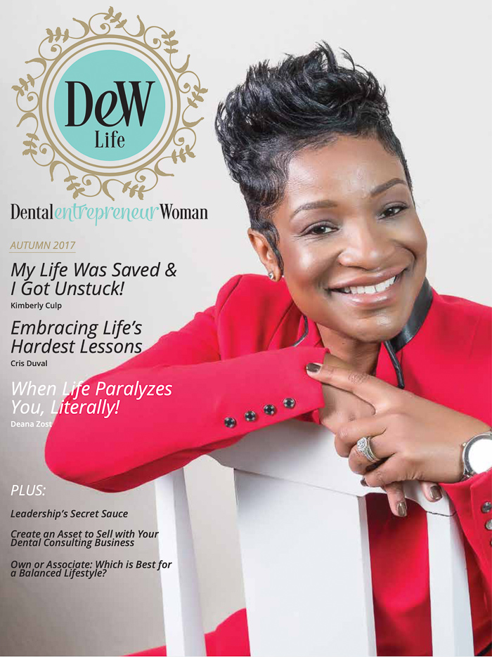 DEW Magazine cover professional photography with SHE Photography in Bend